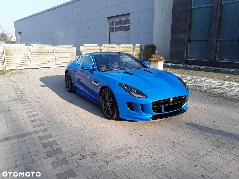 Jaguar F-Type Jaguar f type s British Design Edition - 1