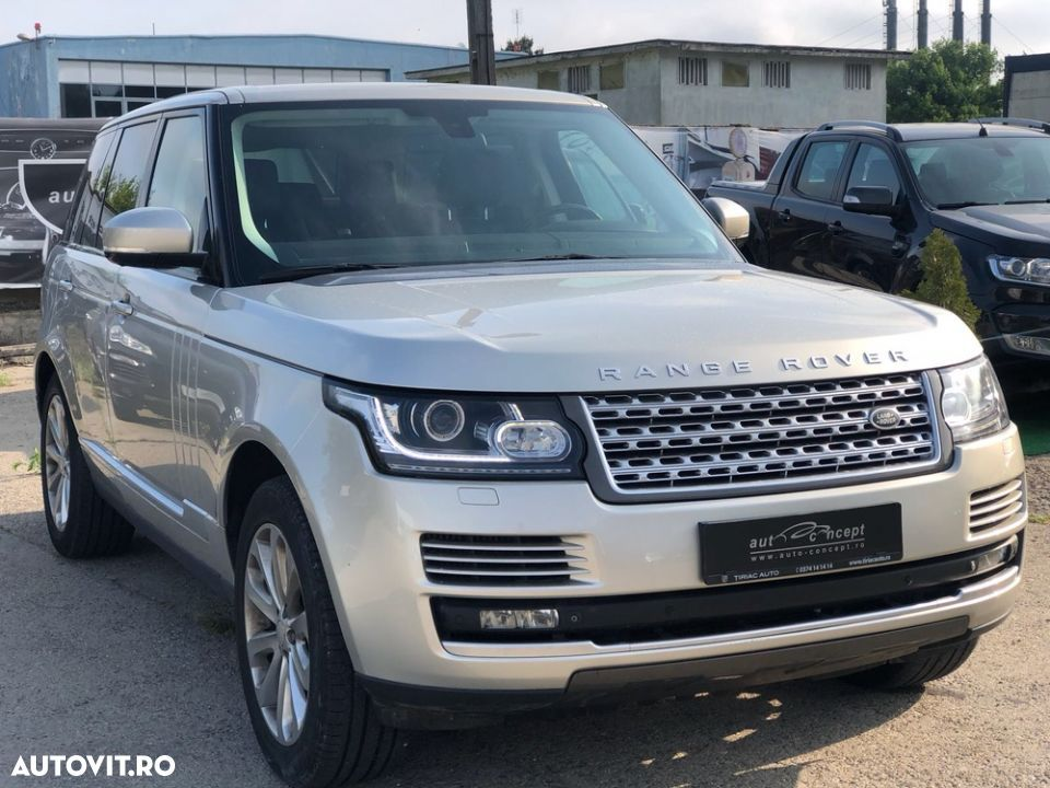 Land Rover Range Rover Vogue - 2