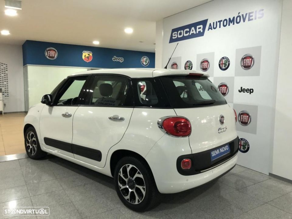 Fiat 500L 1.3 mj pop star s&s - 4