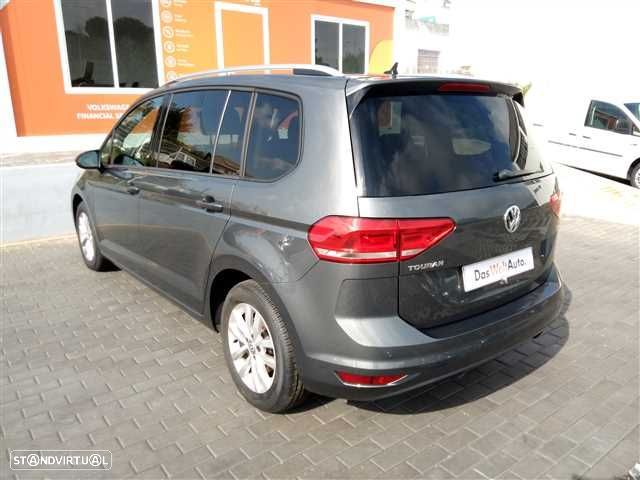 VW Touran 1.6 TDI Confortline - 10