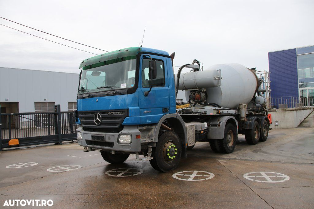 Mercedes-Benz ACTROS 2041 AS MP2 - 1