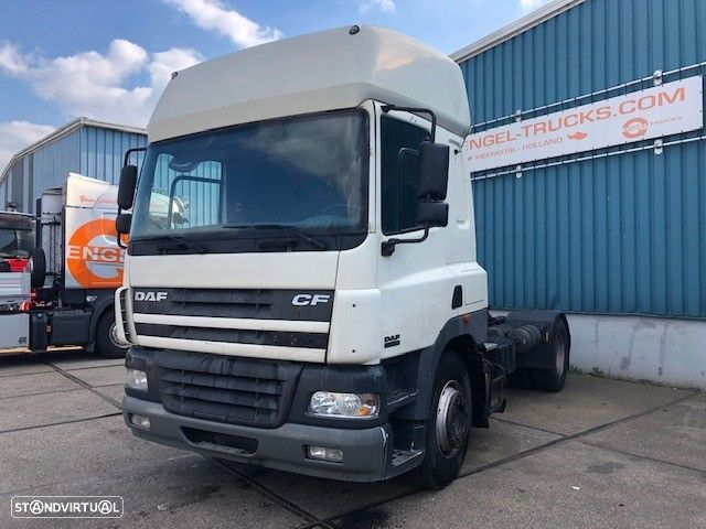 DAF FT CF85-430 SPACECAB (MANUAL GEARBOX / EURO 3 / AIRCONDITIONING) - 1