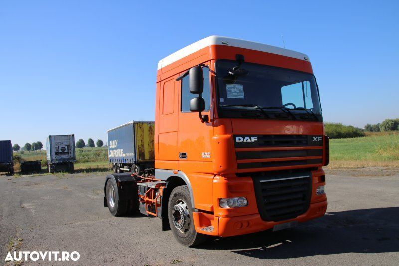DAF XF 105.410 - MANUAL - EURO 5 - 2