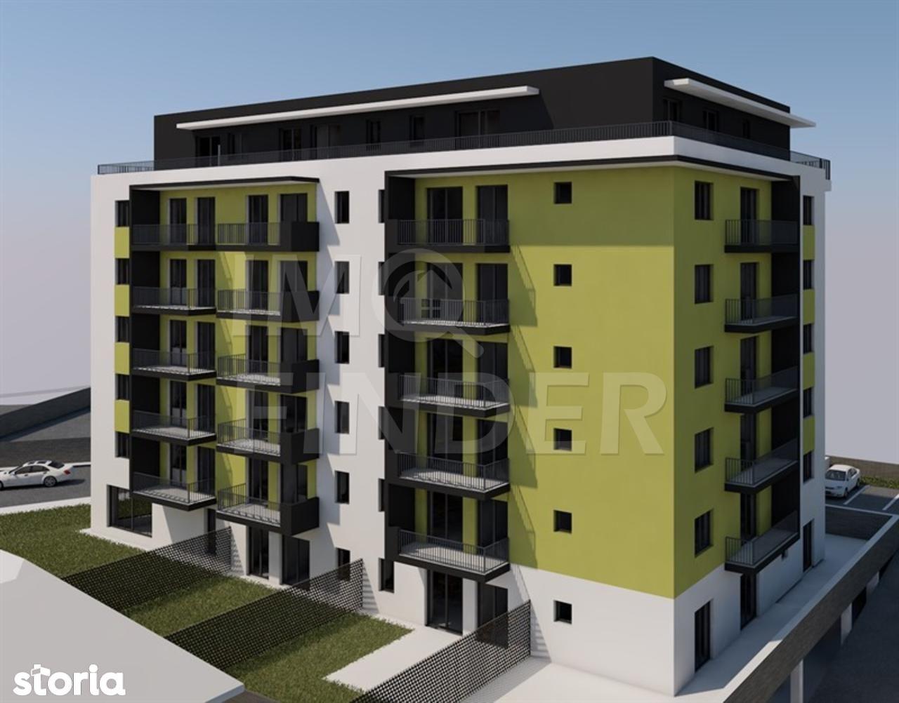 Apartament de vanzare, Cluj (judet), Dâmbul Rotund - Foto 4