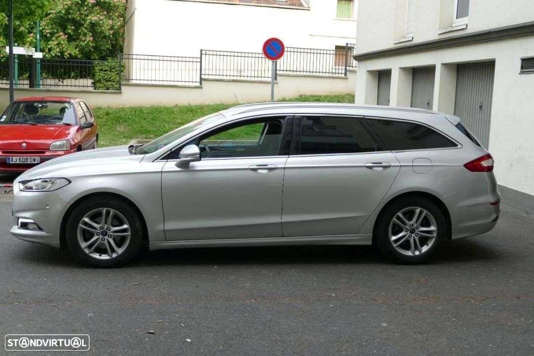 Ford Mondeo SW - 9