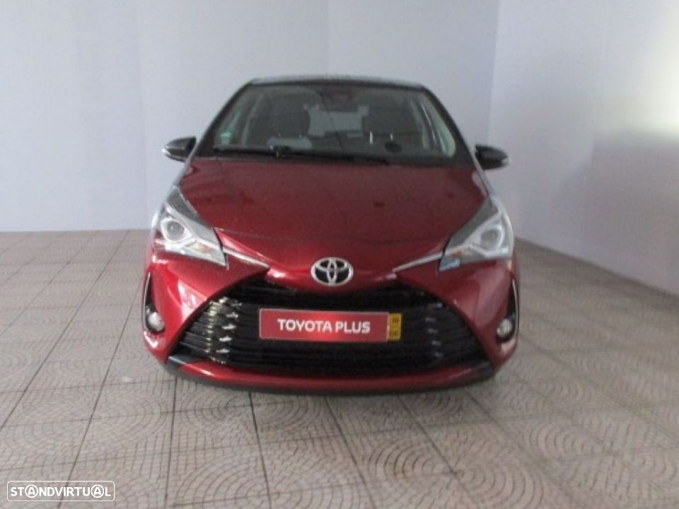 Toyota Yaris 1.0 5P SQUARE Collection - 15