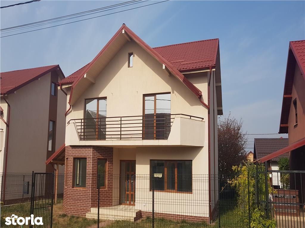 Casa de vanzare, Argeș (judet), Strada Agrosemului - Foto 1