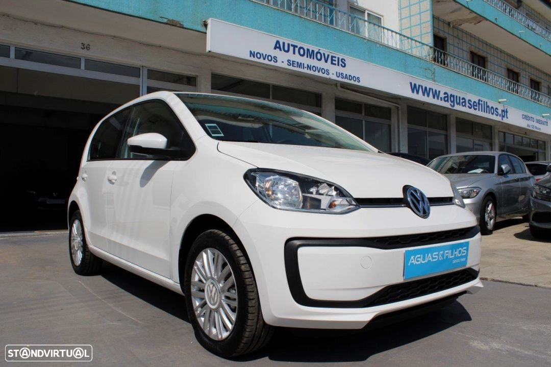 VW Up 1.0 BlueMotion MOVE UP - 1
