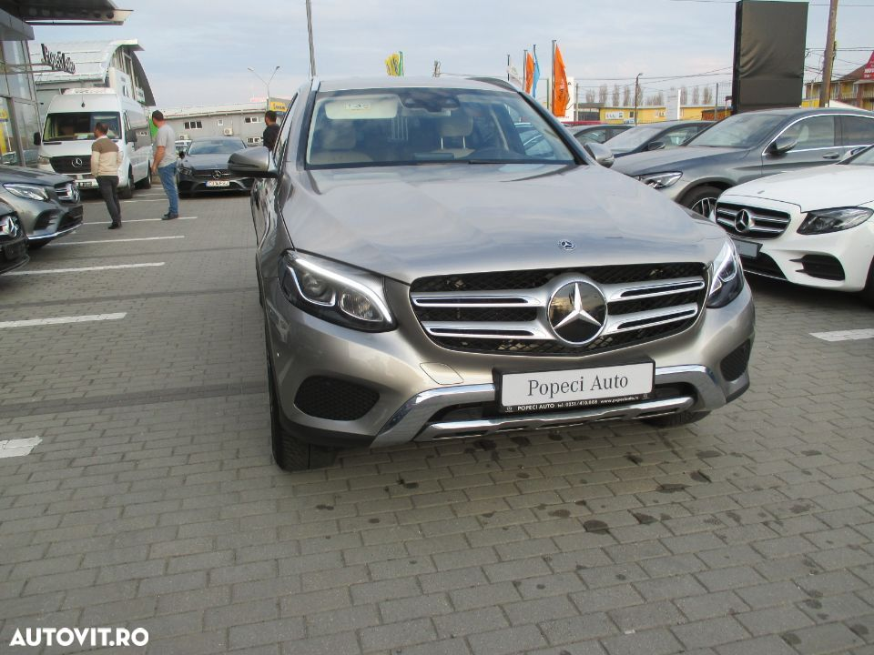 Mercedes-Benz GLC 250 - 14