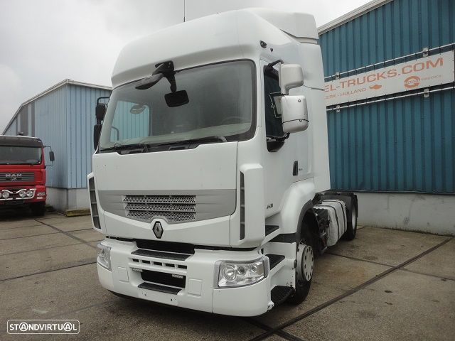 Renault PREMIUM 450DXI HIGHROOF (MANUAL GEARBOX / EURO 5 / AIRCONDITIONING) - 1
