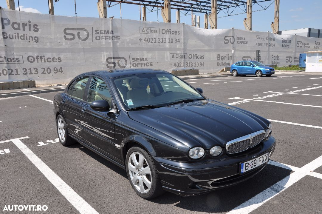 Jaguar X-Type - 2