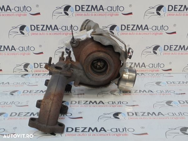 Turbosuflanta , Vw Golf 5 Plus 1.9tdi, BLS - 2