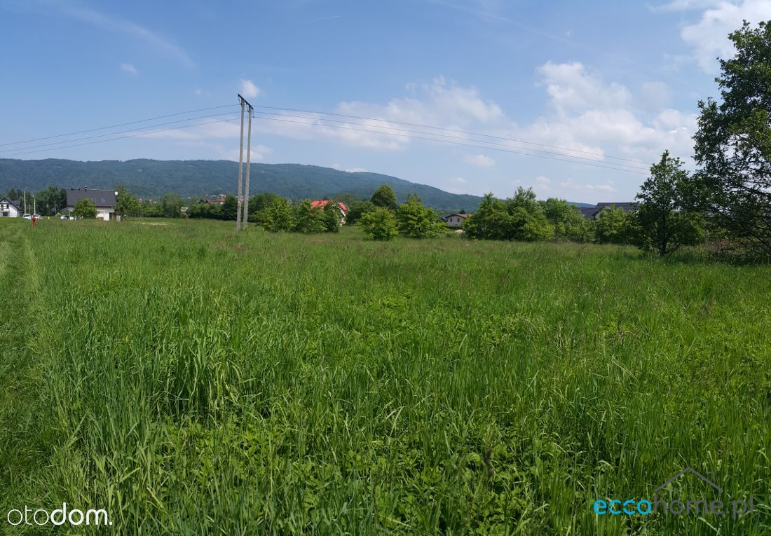Działka na sprzedaż, Wilkowice, bielski, śląskie - Foto 8