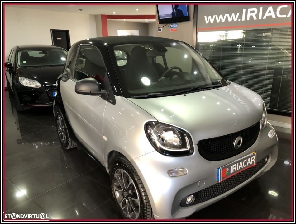Smart ForTwo Passion 0.9 90 CV - 11