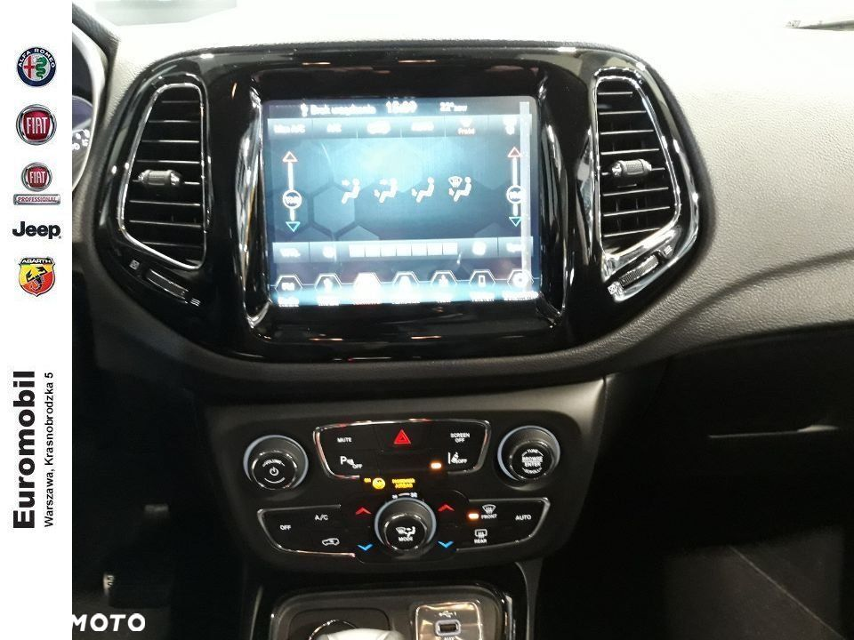 Jeep Compass , 2019r. Limited 1,4 170 KM 4x4 AT9 - 18