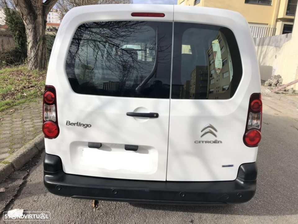 Citroën BERLINGO 1.6 HDI 100CV - 6