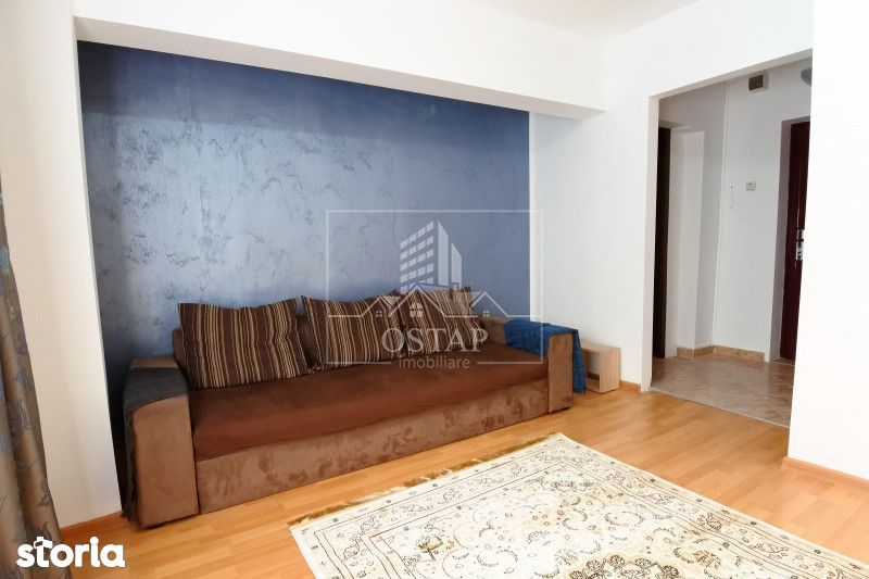 Apartament de inchiriat, Bacău (judet), Bacovia - Foto 1