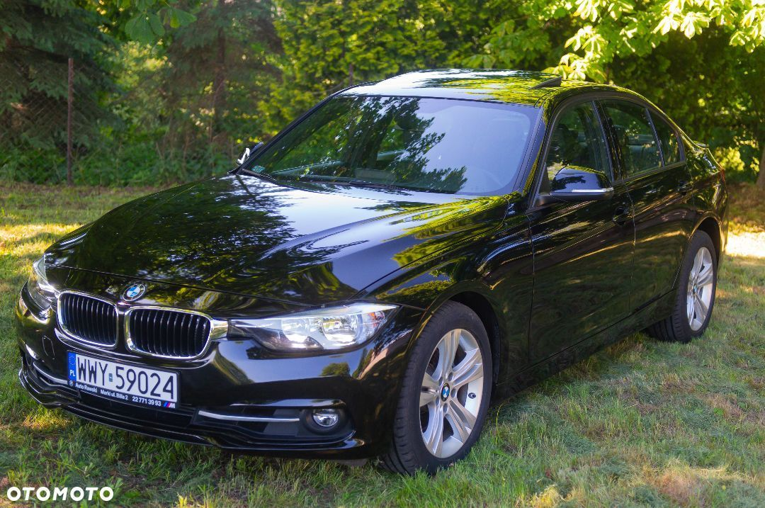 BMW Seria 3 F30 328i 2.0 Twin Turbo 245KM xDrive 2016 AWD SULEV LCI LIFT ZAMIANA - 6