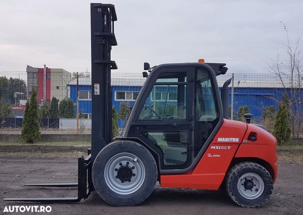 Manitou MSI 30 T All - Road - 2