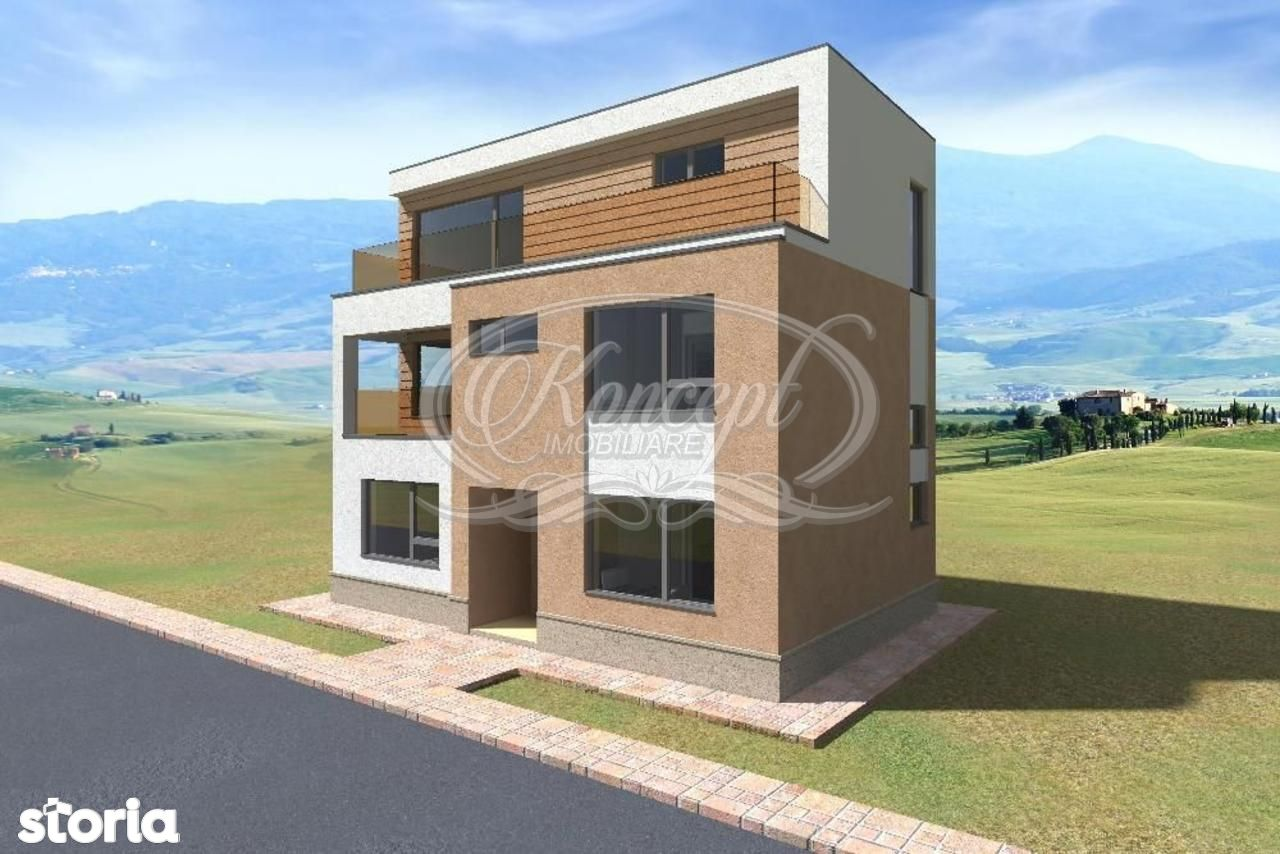 Casa de vanzare, Cluj-Napoca, Cluj, Borhanci - Foto 1