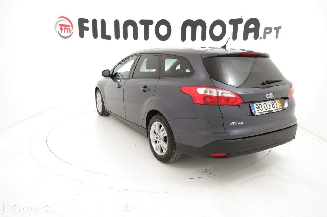 Ford Focus SW 1.6 TDCi Trend Easy - 13