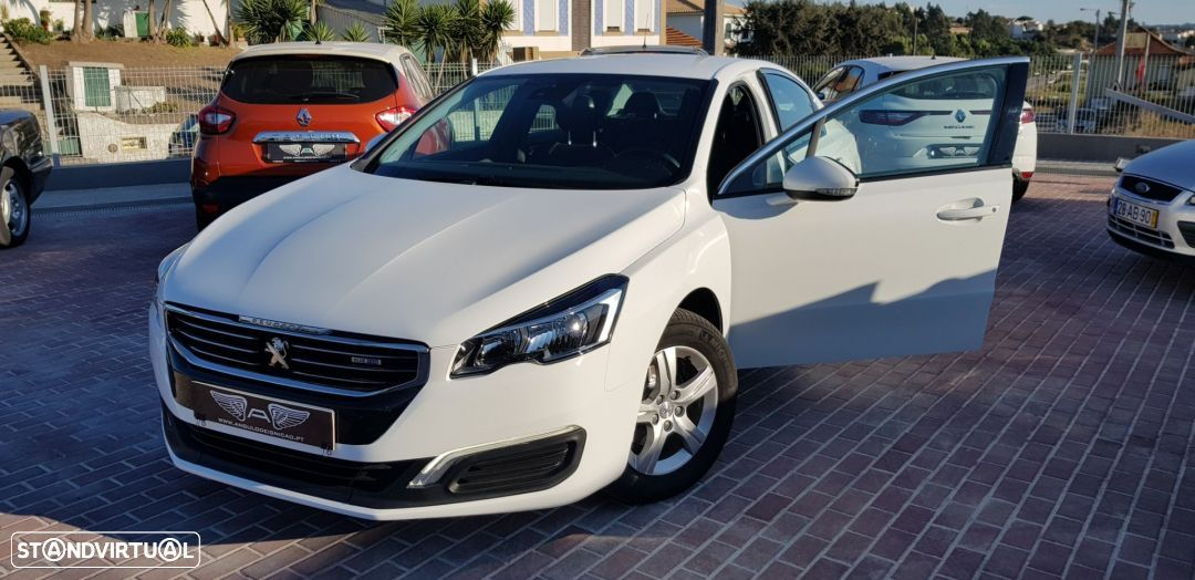 Peugeot 508 1.6 HDI BUSINESS PACK - 1