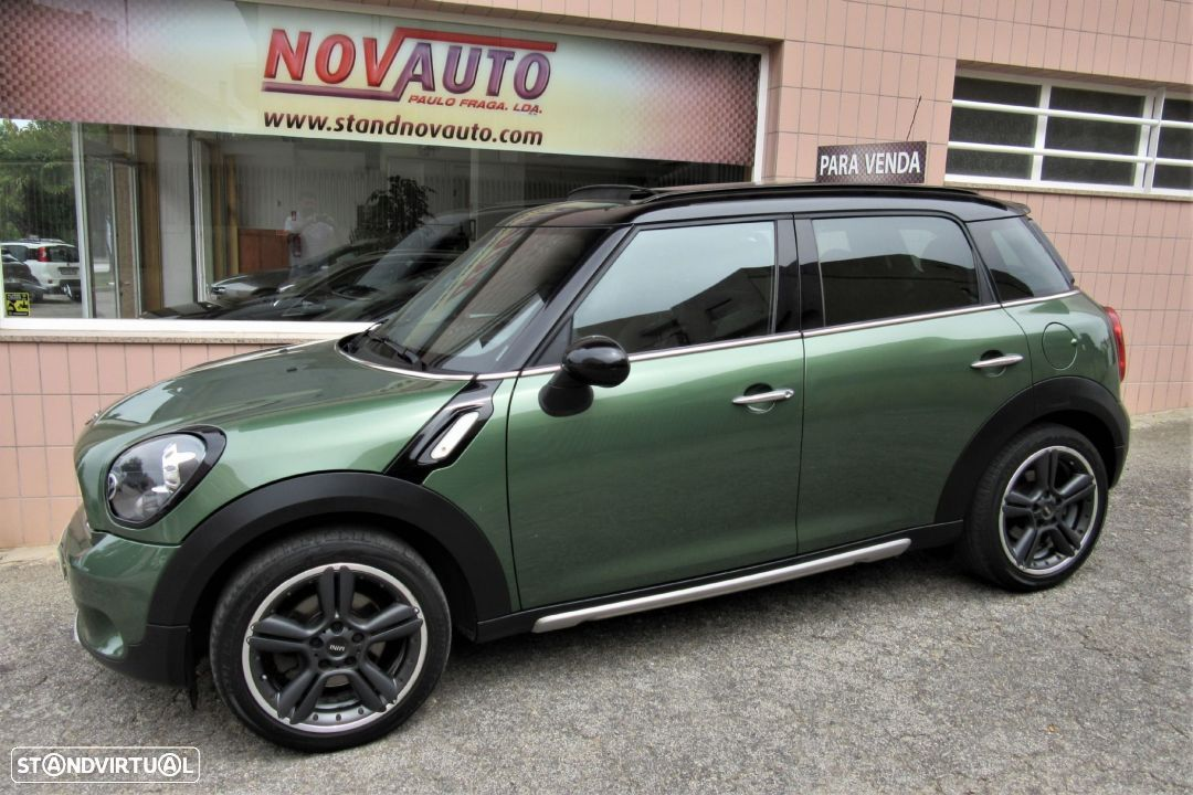 MINI Countryman Cooper D - 2