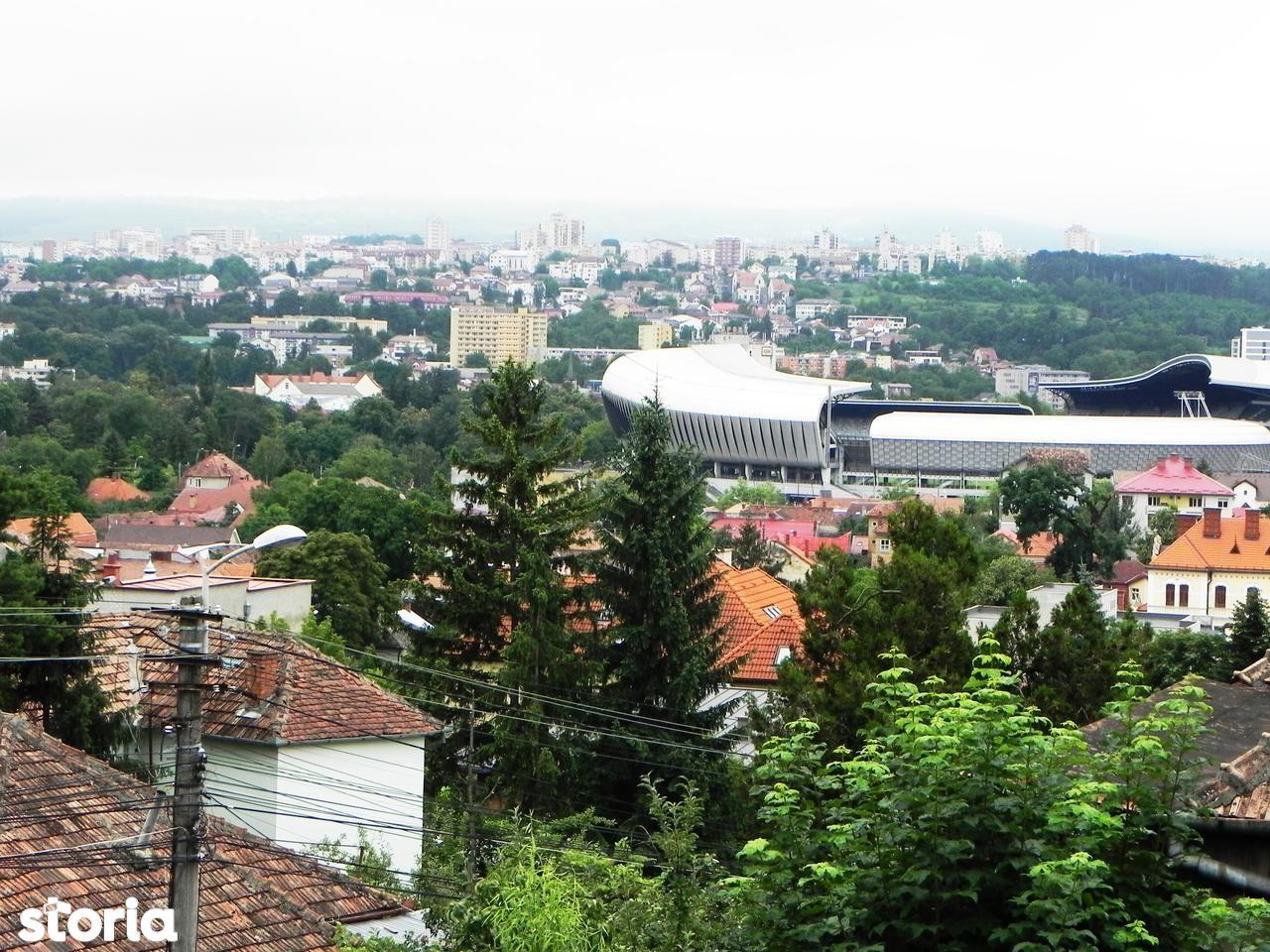 Casa de vanzare, Cluj (judet), Strada General Eremia Grigorescu - Foto 16