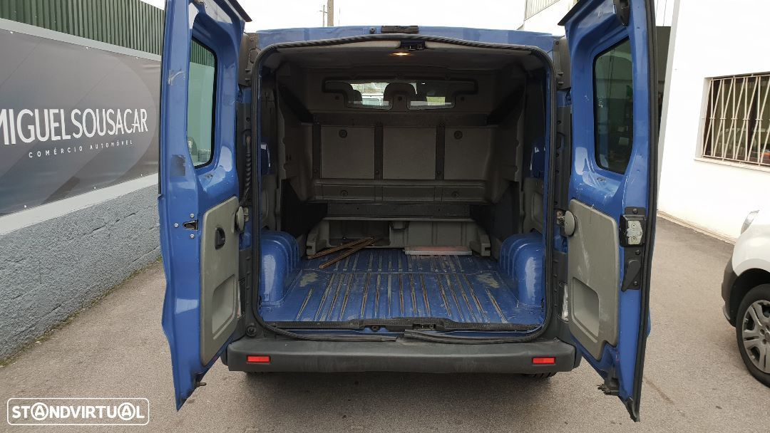 Renault TRAFIC 1.9 DCI - 5