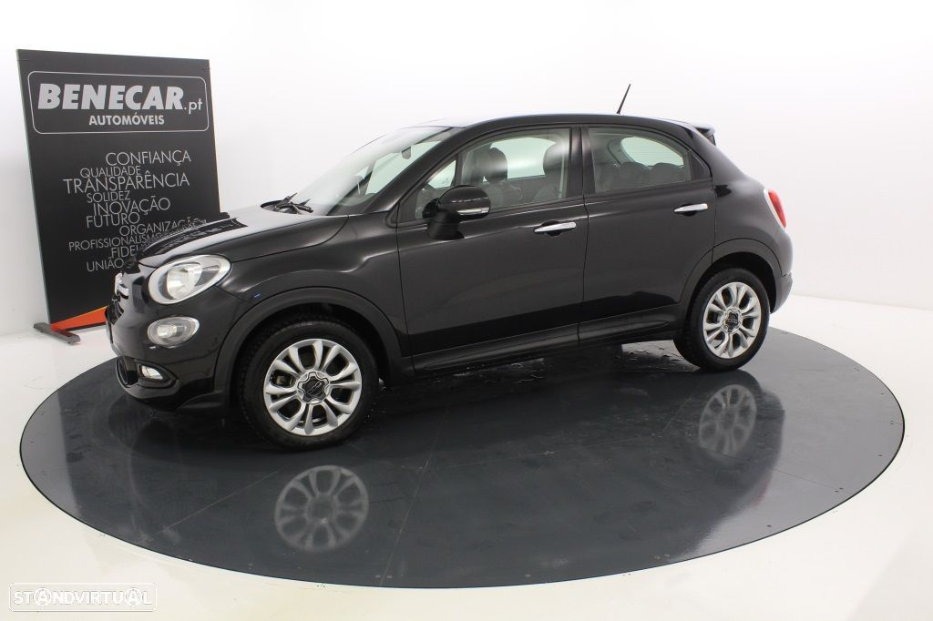 Fiat 500X 1.3 Multijet 95cv S/S POP STAR GPS - 2