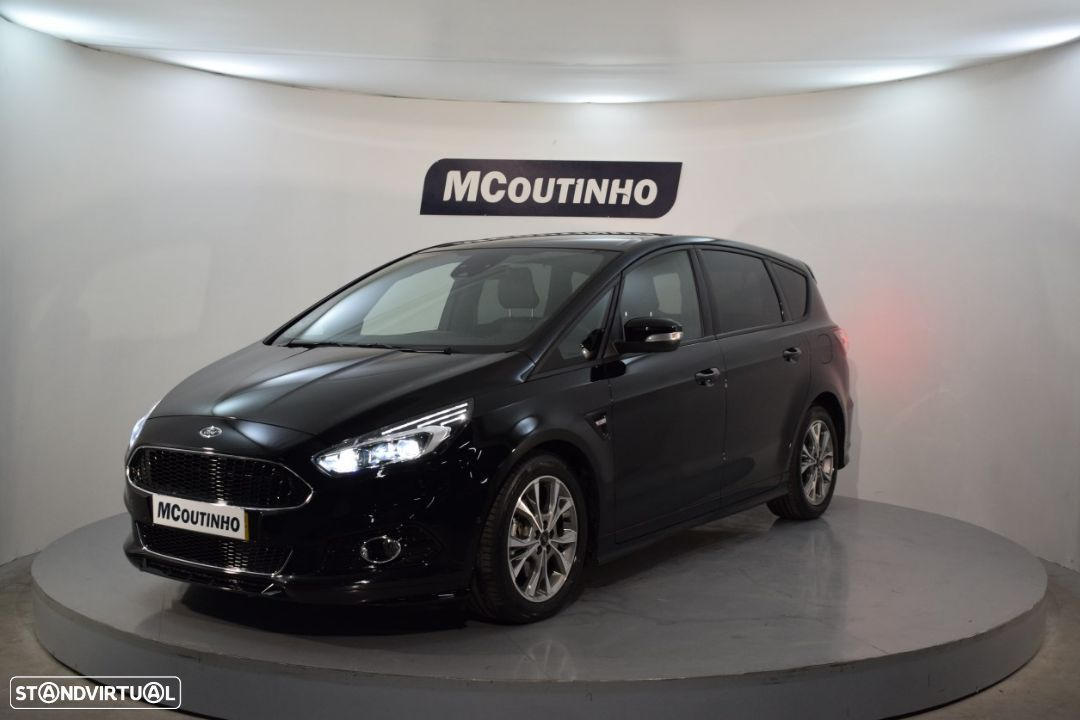 Ford S-Max 2.0 TDCi PowerShift ST-Line - 9