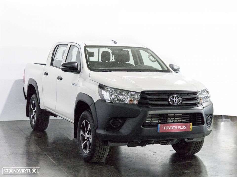 Toyota Hilux 4x4 Cabina Dupla Cx Metálica - 3