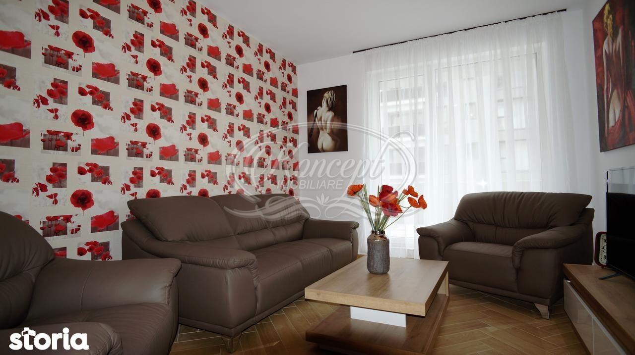 Apartament de inchiriat, Cluj (judet), Strada Georg Freidrich Hegel - Foto 1