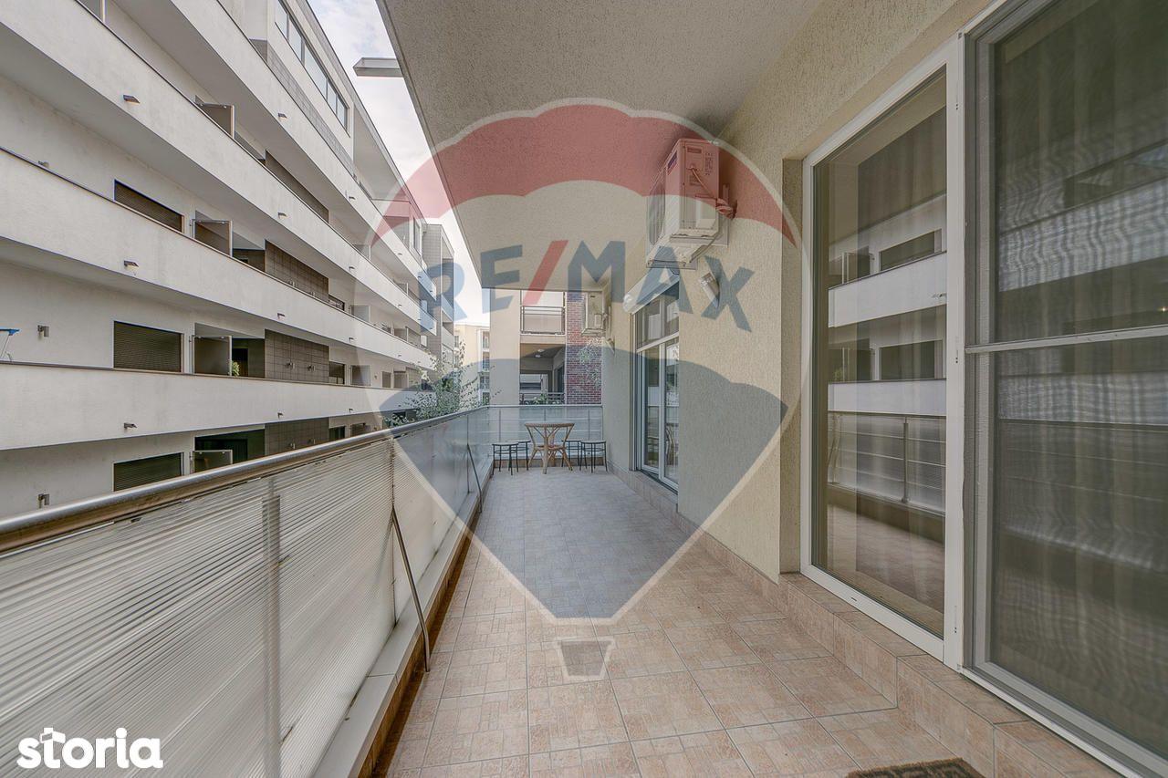 Apartament de inchiriat, București (judet), Strada Elena Văcărescu - Foto 12