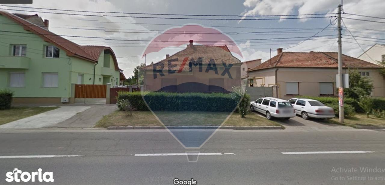 Casa de vanzare, Satu Mare (judet), Strada Aurel Vlaicu - Foto 1