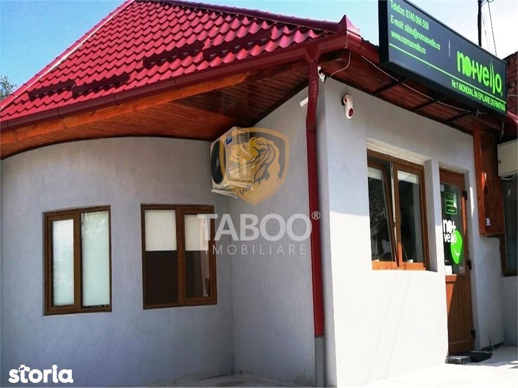 Spatiu Comercial de inchiriat, Sibiu (judet), Dumbrăvii - Foto 3