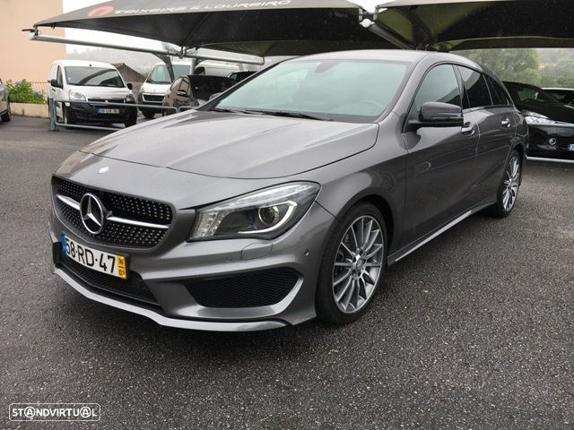 Mercedes-Benz CLA 220 CDI SHOOTING BRAKE AMG LINE AUT. - 7