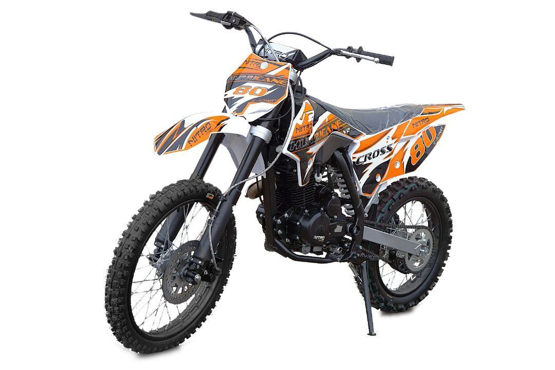 Cross HURRICANE 250 cc MANUAL Duży 19/16 CALI 23 KM - 11