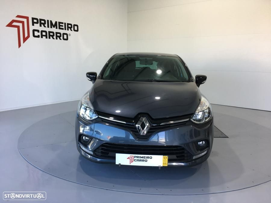 Renault Clio 0.9 TCe Limited GPS 90cv - 9