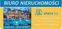 To ogłoszenie dom na sprzedaż jest promowane przez jedno z najbardziej profesjonalnych biur nieruchomości, działające w miejscowości Ustroń, cieszyński, śląskie: Alians Bis - Jolanta Kapica