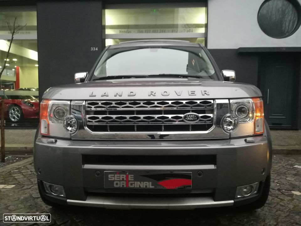 Land Rover Discovery HSE OverFinch 7Lug. (IUC 58€) - 2