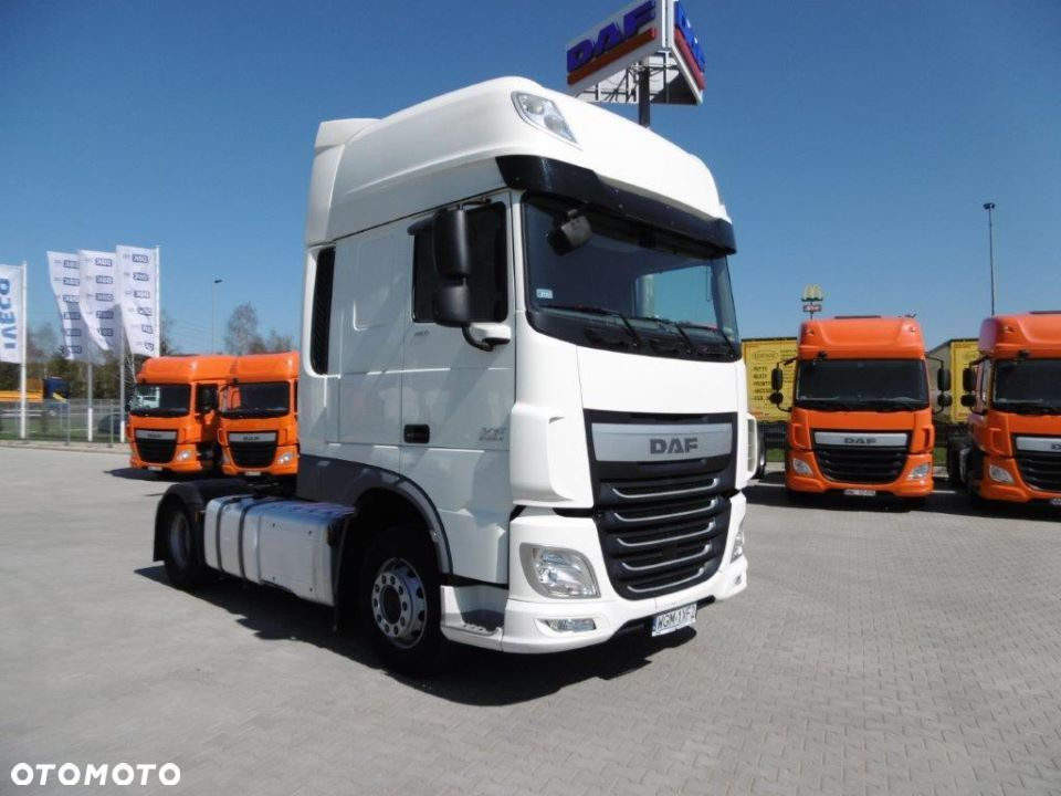 DAF XF 460  Do Jazdy, Super Space Cab, Standard, Automat, - 1