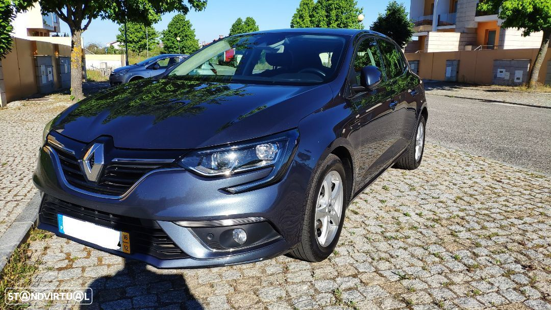 Renault Mégane 1.5 dCi Limited - 1