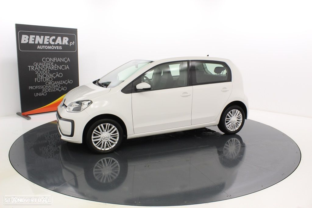 VW Up 1.0 Move Up! - 2