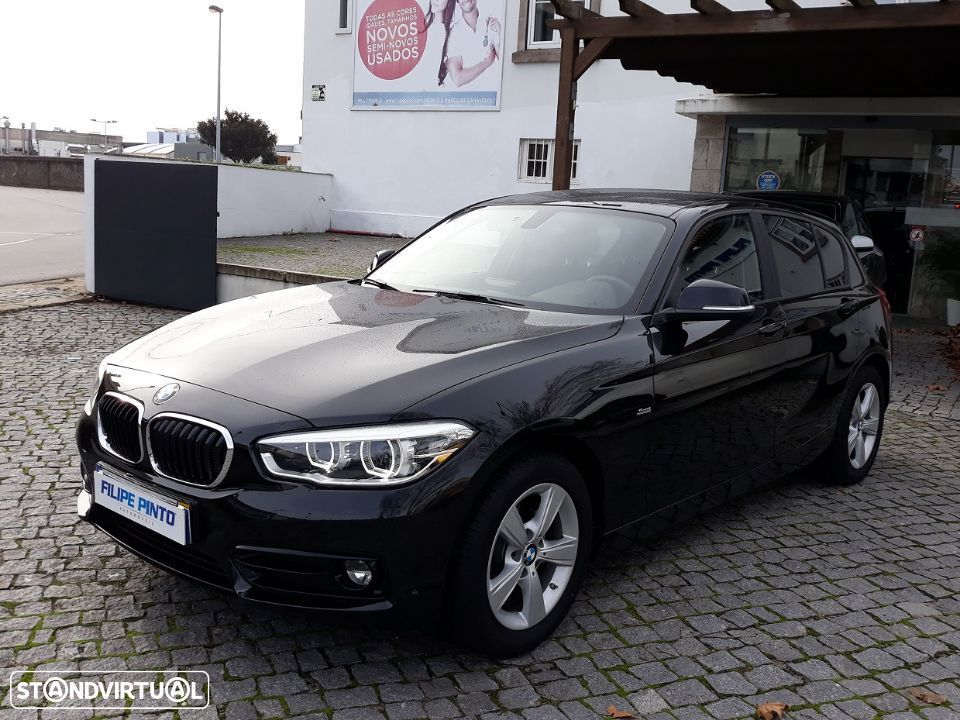 BMW 116 D Sport Line Edynamics | LED - 1