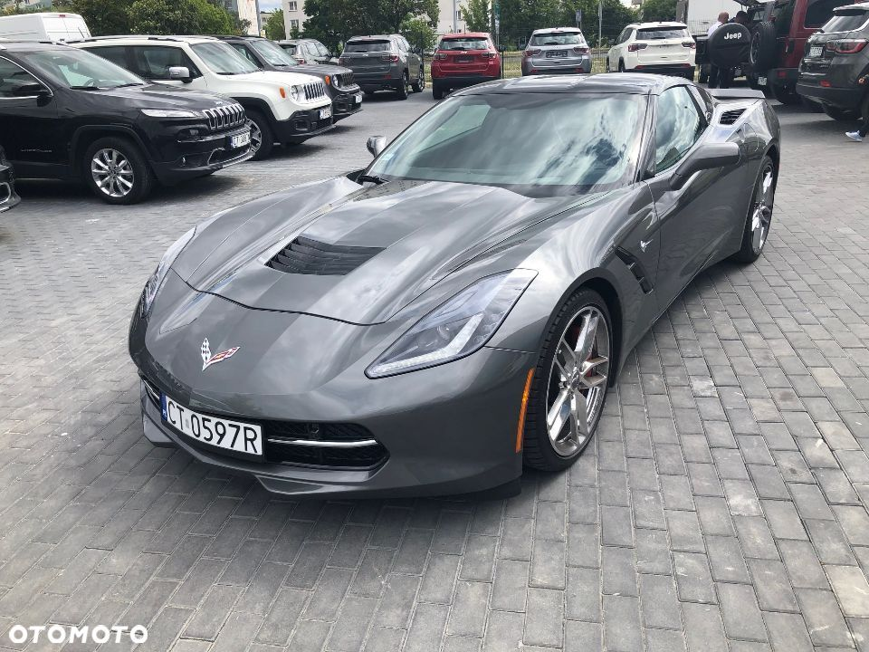 Chevrolet Corvette Stingray 2LT E Force Superchsrger - 1
