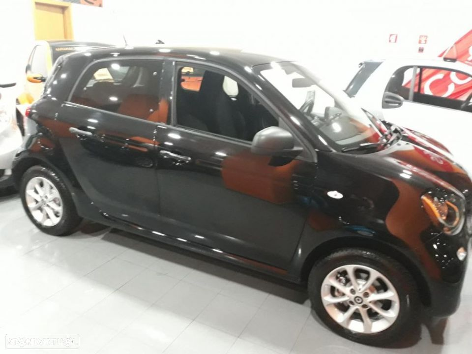 Smart ForFour 1.0 passion 71 - 10