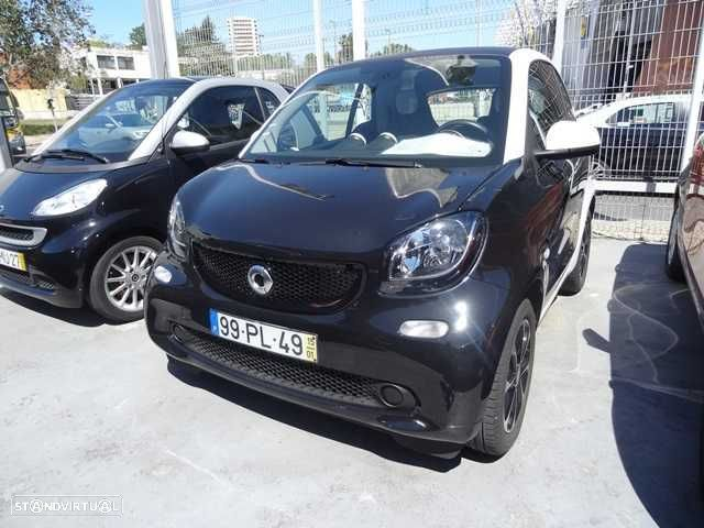 Smart ForTwo (1.0 Passion 71) - 1