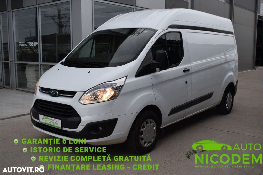 Ford Transit Custom - 18