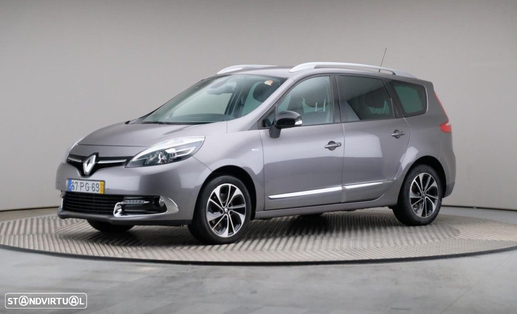 Renault Grand Scénic G.Scénic 1.6 dCi Bose Edition SS - 1